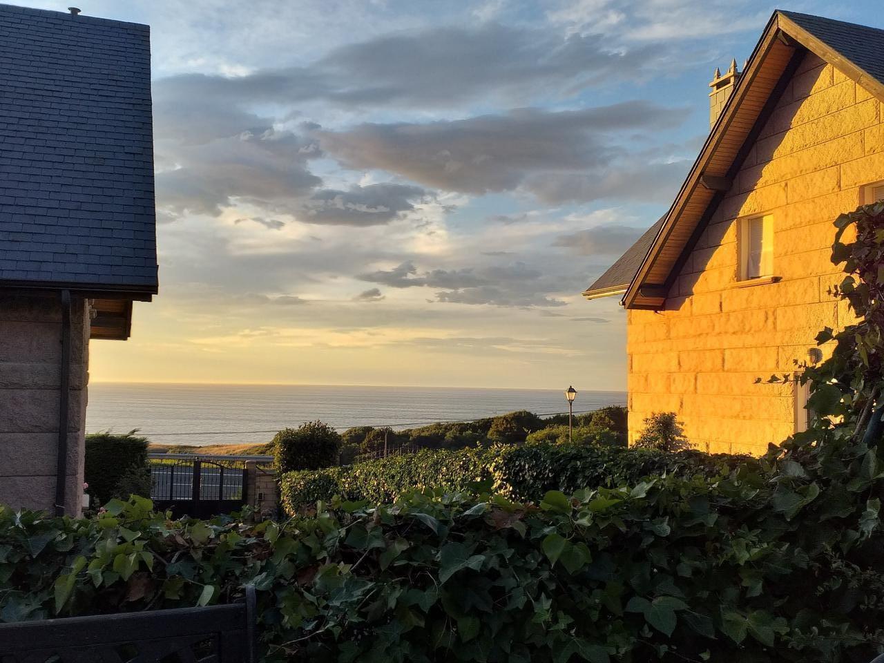 Magnifico Chalet con vistas al mar (BOQ-4811)