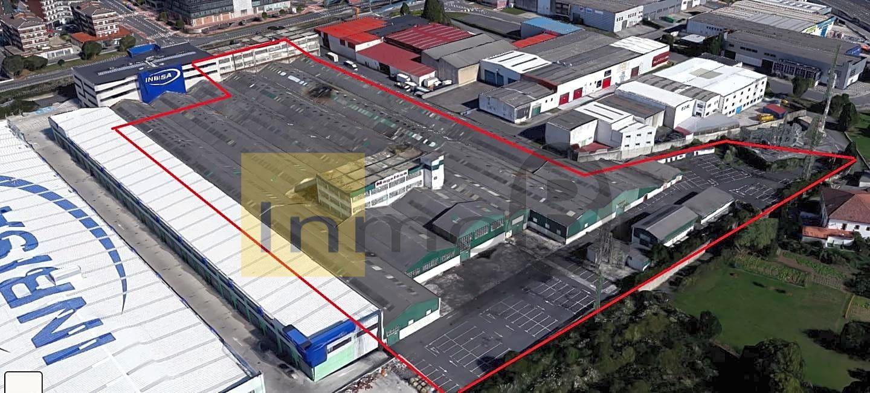 Nave industrial en Astintze Kalea, Derio. (S/606)
